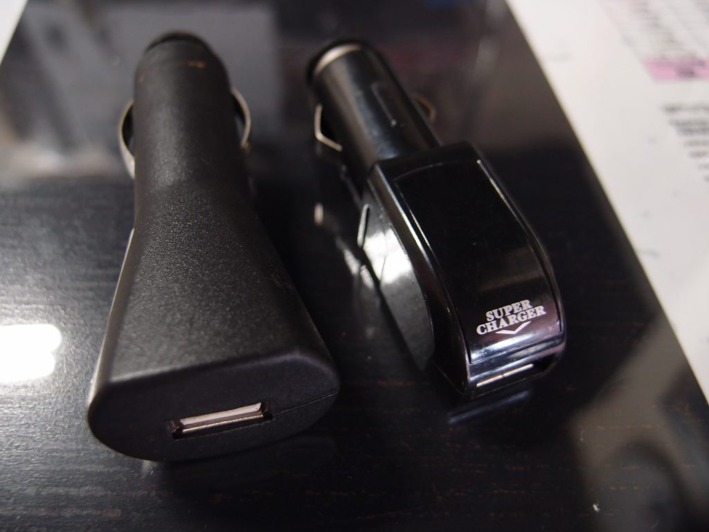 USB充電用プラグ